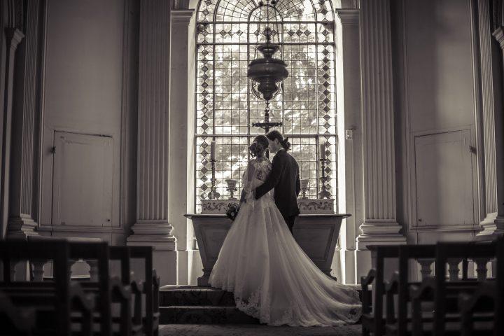 Un mariage dans la chapelle